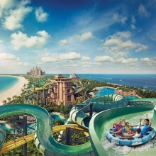 Atlantis Aquaventure Park and The Lost World (Small)