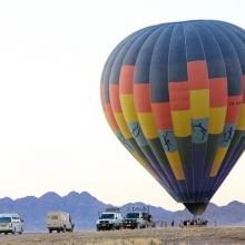 Desert Balloon Safari (Small)