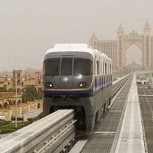 Dubai Rail Tour with Metro, Tram and Monorail Rides (Small)