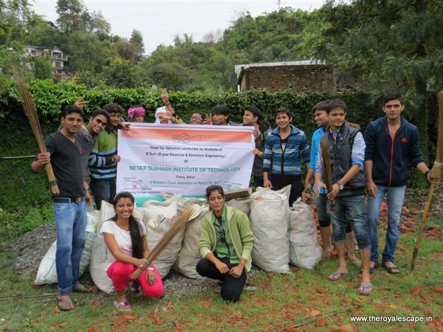 The Royal Escape - swachh bharat abhiyaan initiative - offbeat travel facilitators - plan your trip (30).jpg