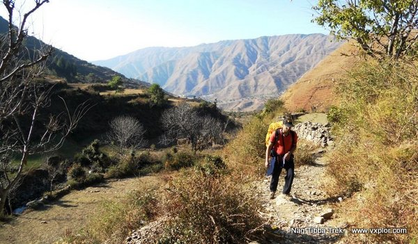 nag-tibba-trek-Top Trekking Places in North India By The Royal Escape