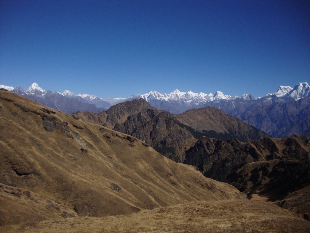 Kuari - Top Trekking Places in North India By The Royal Escape