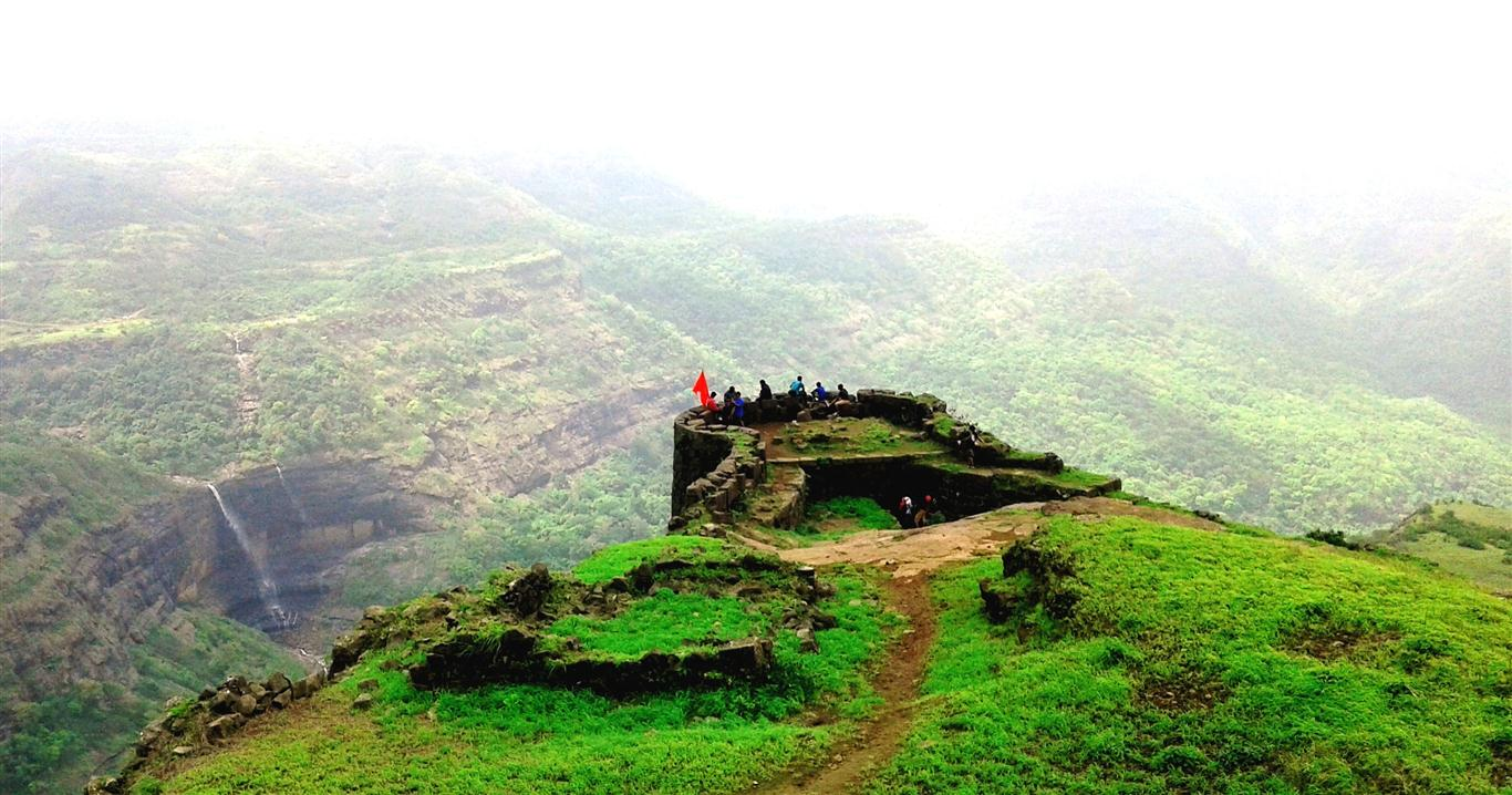 Rajmachi Fort- The royal escape- Trekking near Mumbai (Medium)