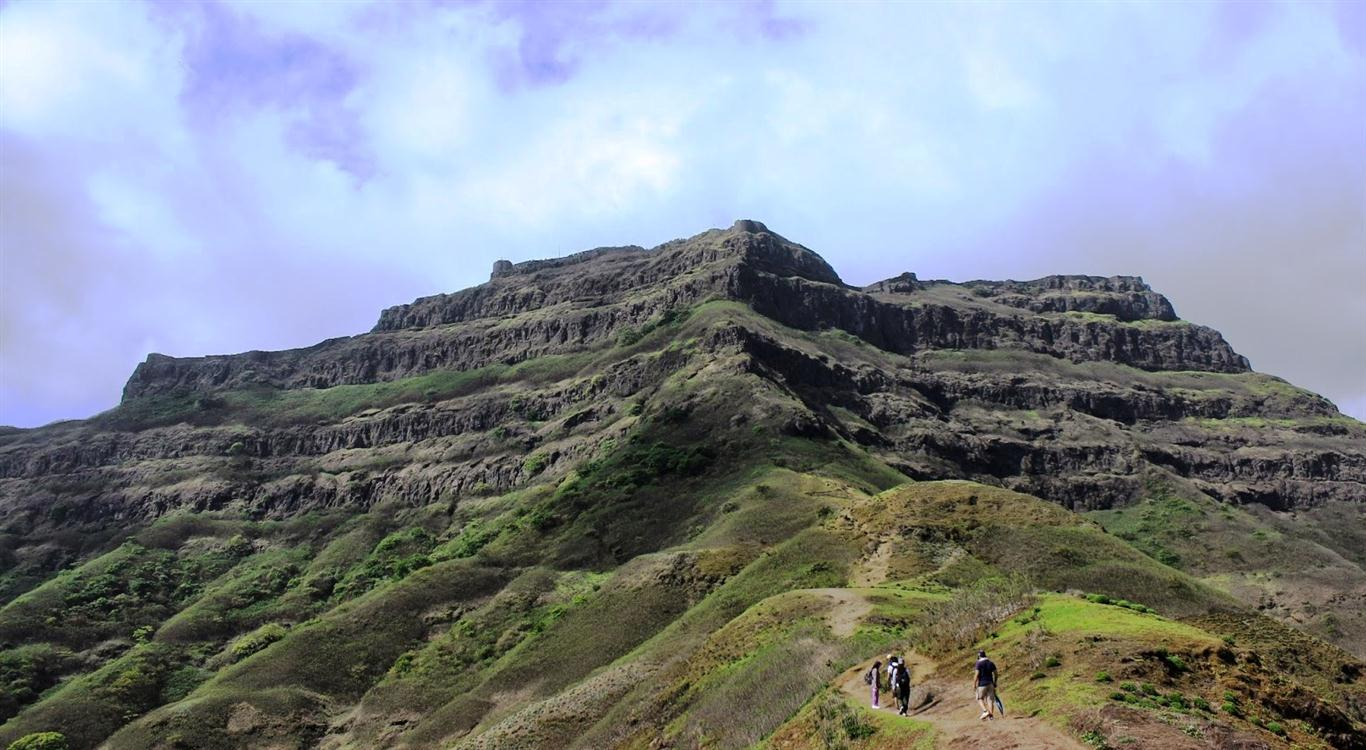 Torna Fort The Royal Escape Trekking in Mumbai (Medium)
