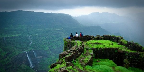 10 Monsoon Trekking Destinations near Mumbai Where You Should Go