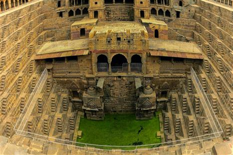 Chand Baori (Custom)
