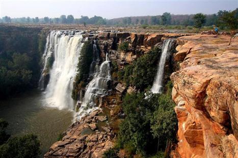 Waterfalls of Bhimlat (Custom)