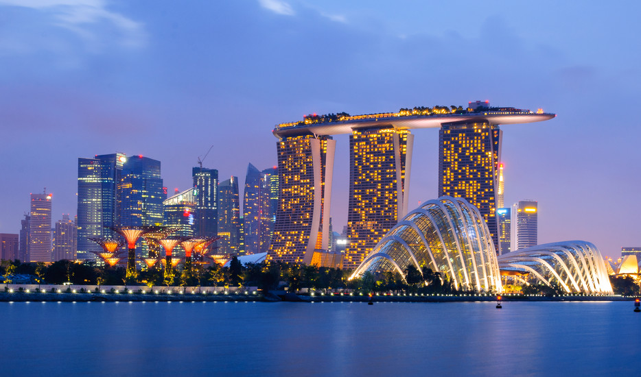 Singapore PACKAGE BY tHE rOYAL ESCAPE