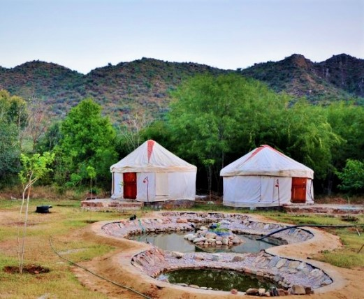 CAMP VIRATNAGAR – RURAL STAY