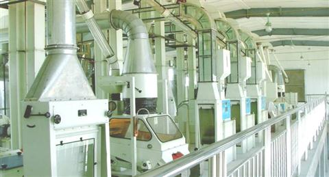 Academic visit to automated Rice Processing unit in Bundi (Custom)