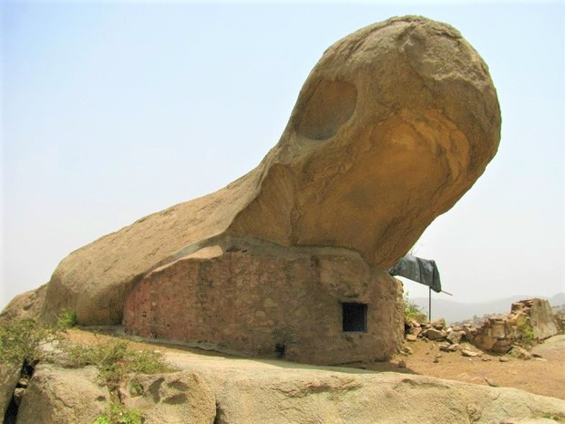 ancient hanuman temple