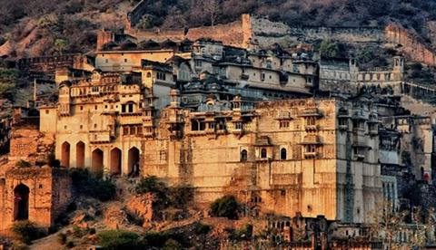 magnificent Forts and Palaces of Bundi (Custom)