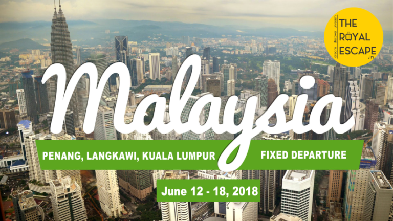 Malaysia Fixed departure