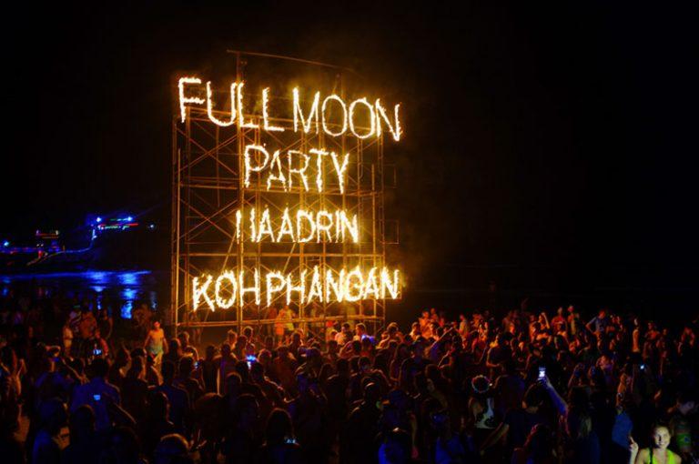 KOH SAMUI & PHUKET – with the World's best Full Moon Party