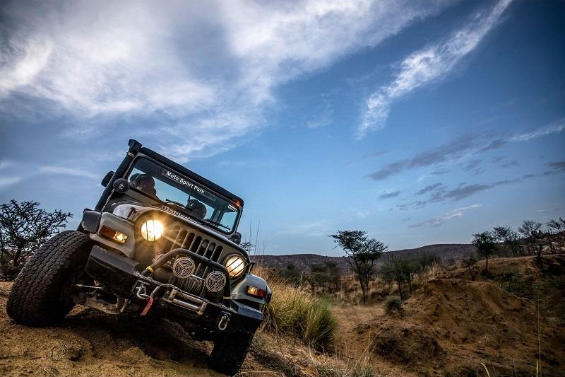 Monsoon Rush – Adventure Ungrouped