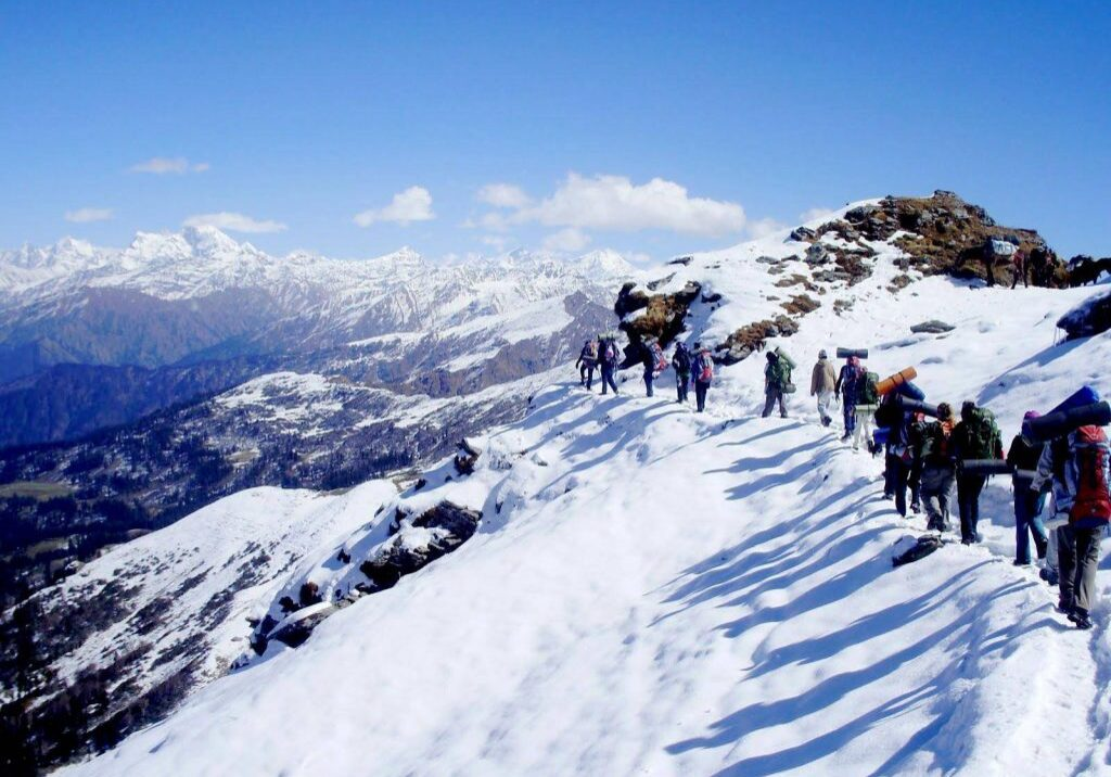 kedarkantha trek the royal escape